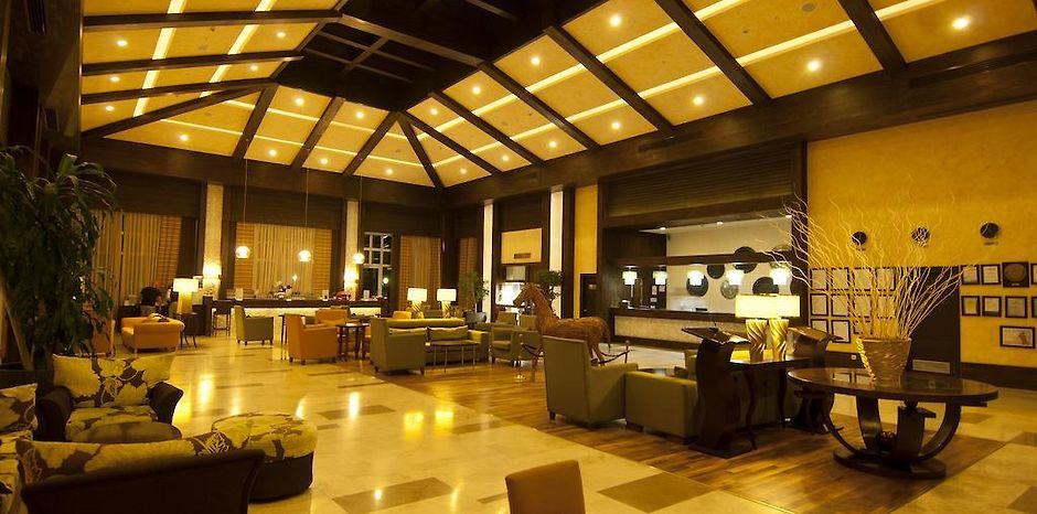 hotel otium eco club side turkije